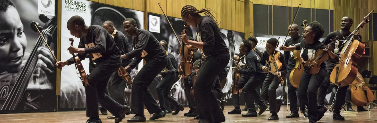 South Africa Mozart Meets Kwela in Soweto